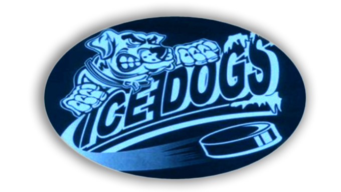 IceDogs LogoWider